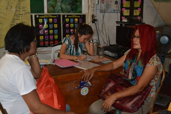 Legal Assistance and Counceling